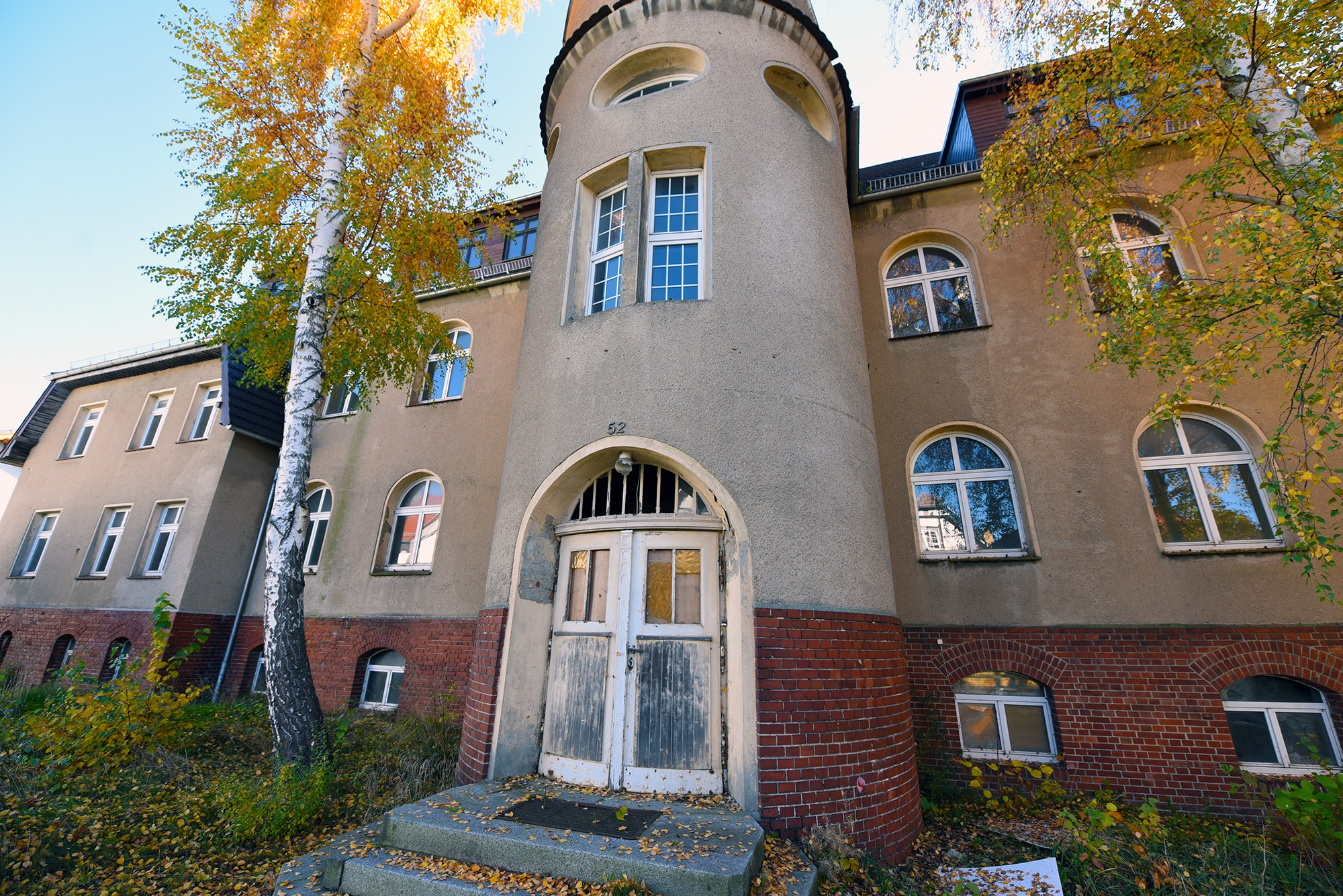 Denkmal Alte Schule Wachau