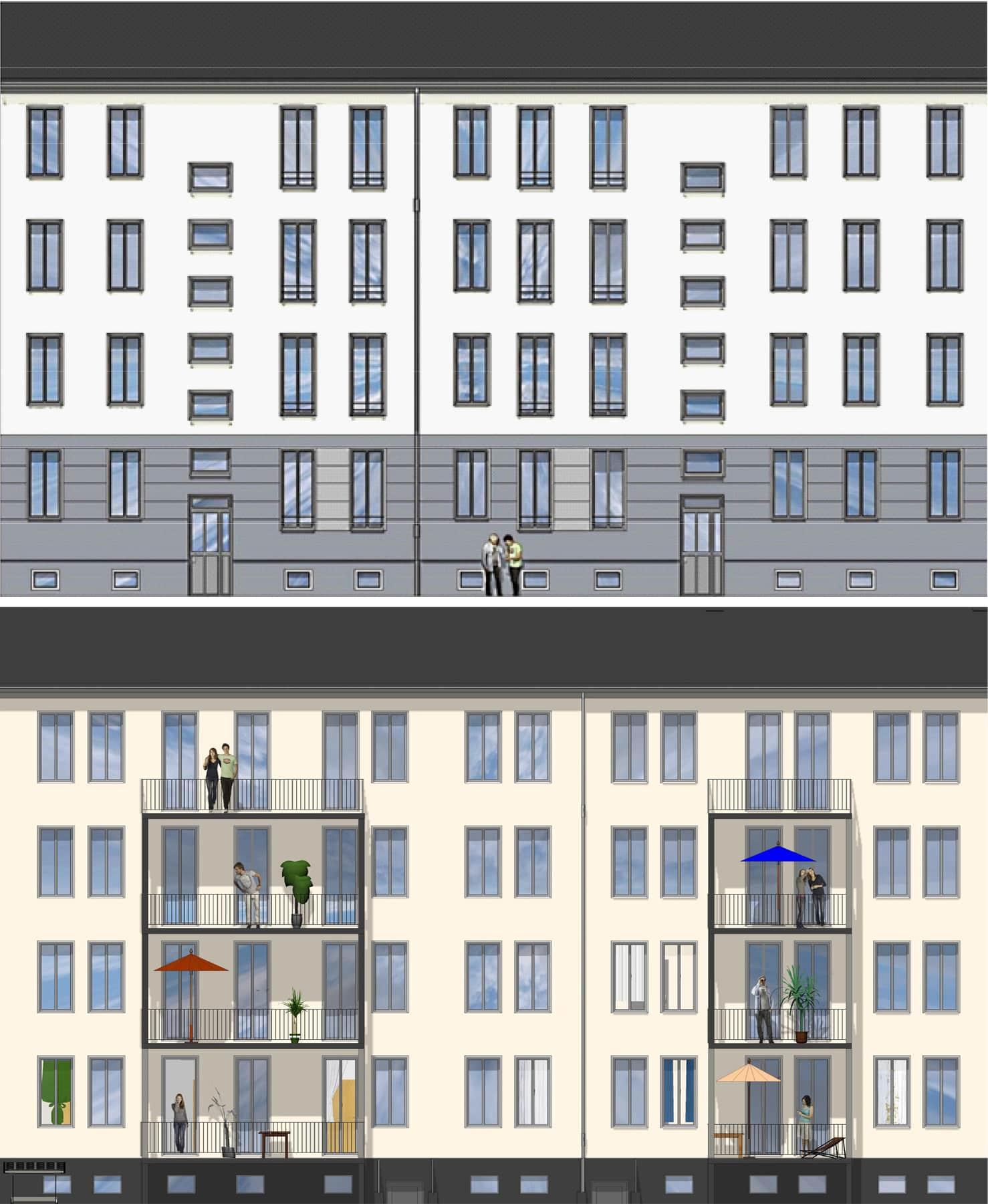 Augustenstraße 1-3
