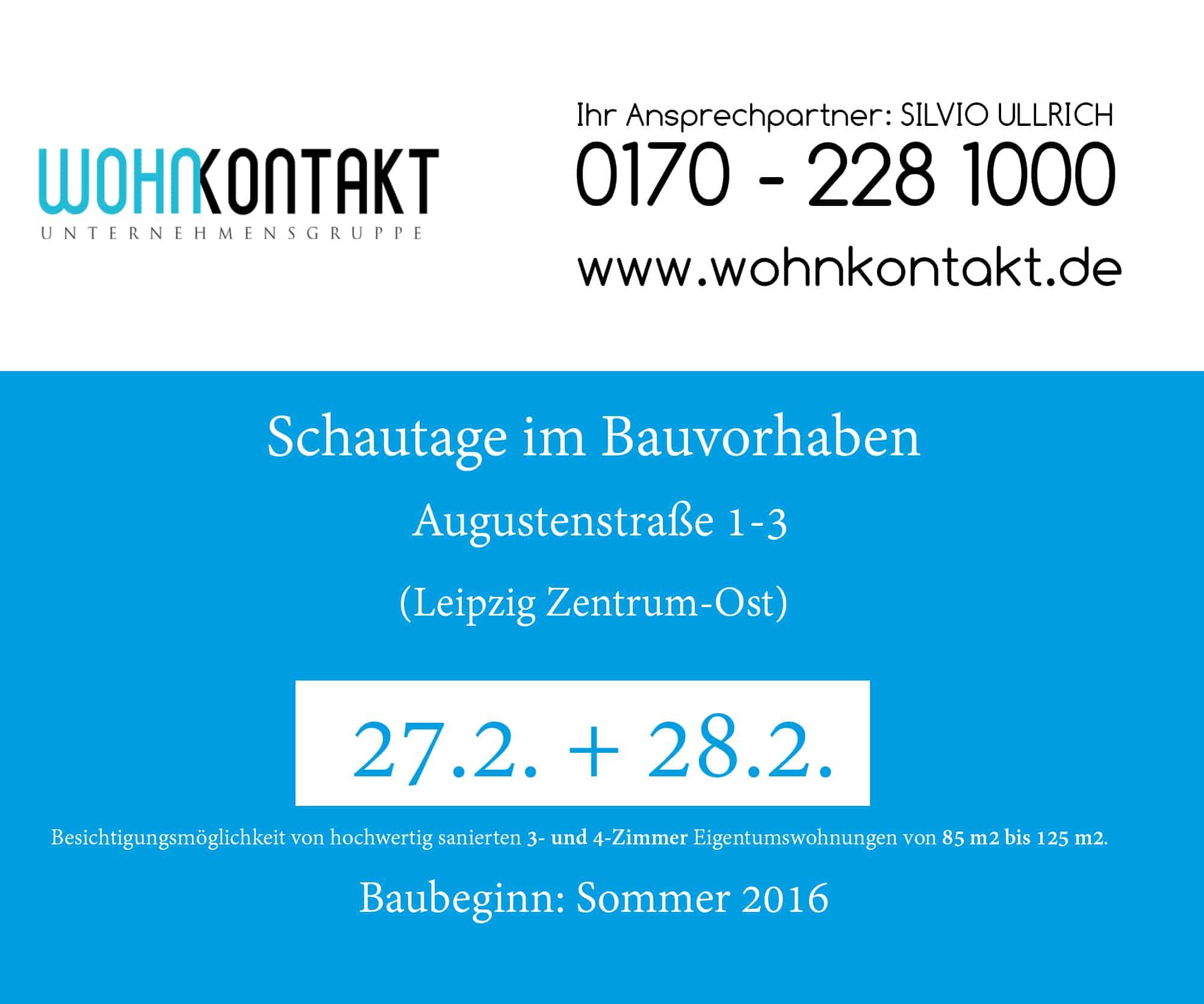 Schautage Augustenstraße-1-3