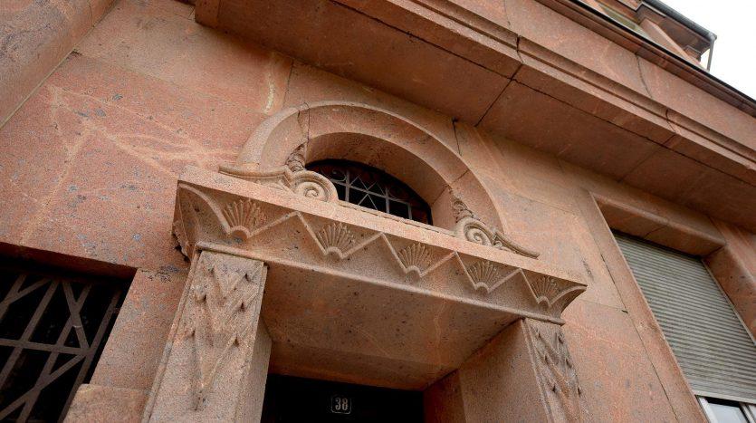 Fassadendetail