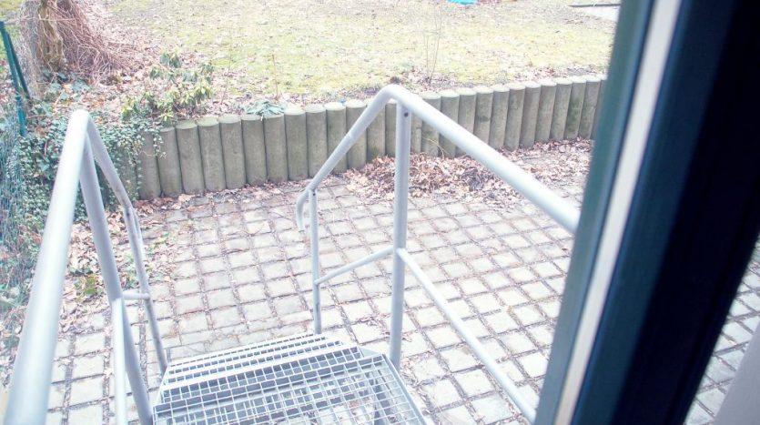 Zugang zum Garten